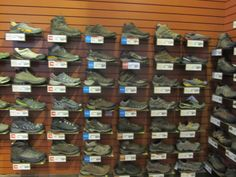 Need shoes???  Bass Pro Shops has shoes!