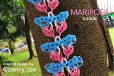 MARIPOSA is an original design by @sianny_tan on Instagram. Tutorial is by @jaysalvarez.