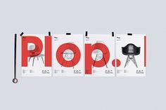 Plop. on Behance