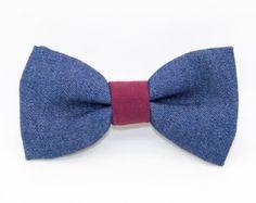 2baf0a8ebbc0c Léon bow tie Noeud, Papillon, Activité Manuelle, Croque Monsieur,  Accessoires Taille Basse