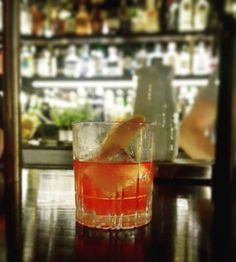Happy World Gin Day to all! Negronis at Love Bucket. @lovebucketbar #ginstagram #worldginday #negroniweek #ginzealand #ginoclock #gin #craftgin #lovebucketbar #ginoclock #negroni #gincocktail #ginspiration #negeonioclock #bathtubgin #mancino