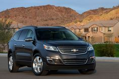 2015-2016 Trucks, SUVs, and Vans: The Ultimate Buyer's Guide Chevy Traverse