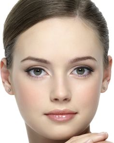 Woman face PNG image