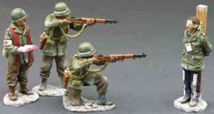 World War II U.S. Battle of the Bulge BBA007 The Price of Deception - Made by King and Country Military Miniatures and Models. Factory made, hand assembled, painted and boxed in a padded decorative box. Excellent gift for the enthusiast.