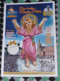 Almanaque Auténtico de Los Amigos del Divino Niño Jesús 2016 (1)