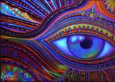 gypsyism: cosmic eye final by ~itokashi