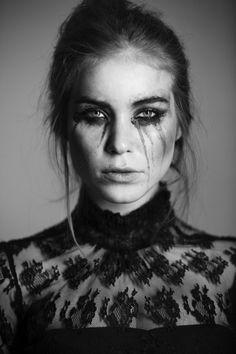 Shahaf Margalit – Dana Kovalski • Dark Beauty Magazine