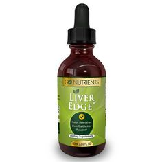 Liver Edge™ - Liver Cleanse and Detox Supplement - 2 oz