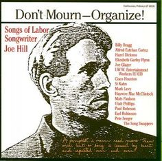 Various - Dont Mourn Organize, Silver