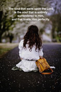 Surrendered to Him #faith