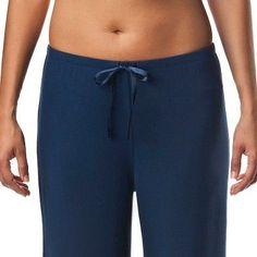 Women's Modal Sleep Pants - Navy (Blue) XS Long