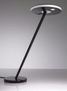 Artemide Itis Tavolo LED schwarz bei lampenonline.de unter lampenonline.de/lampen/artemide/itis/