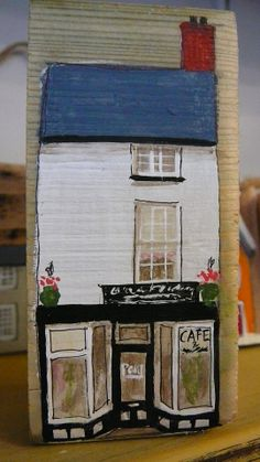 Sally's Shed - commission - Perry's Cafe Lichfield