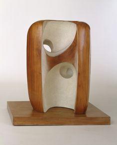 Abstract Sculpture, Wood Sculpture, Bronze Sculpture, Metal Sculptures, Barbara Hepworth, Vide Poche, Museum Of Modern Art, Art Object, Land Art