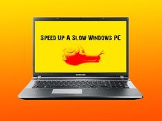 Speed Up A Slow Windows PC - YouTube