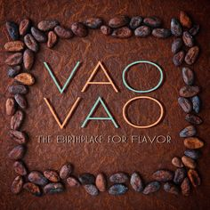 #Branding for amazing #chocolate. #design #cacao #foodie #typography #logo