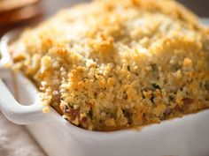 Maryland Crab Imperial With Buttery Golden Bread Crumbs Recipe | Serious Eats