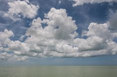 Its dead calm - Celestun Mexico   f/16 1/125sec. ISO 50 24mm - italian photographers photographers on tumblr original photographers lensblr tumblr radar photography Photo original content tumblr2016 i am a red canon canon 5d 5d 5dmk1 full frame sky sun clouds sea celestun mexico travel canon 24-70mm 2.8 calm Relax green blue
