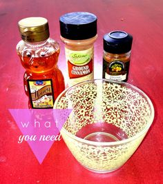DIY Face Mask... perfect for a girls' night in!