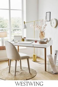 Office Interior Design, Luxury Interior Design, Office Interiors, Home Office Desks, Home Office Furniture, Therapist Office Decor, Scandi Home, Luxury Office, Luxury Home Decor