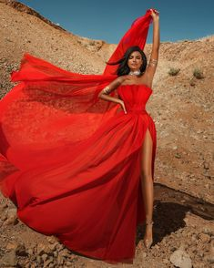 Gala Dresses, Event Dresses, Summer Dresses, Formal Dresses, Glamorous Dresses, Beautiful Dresses, Red Fashion, Women's Fashion Dresses, Daily Fashion