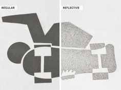Reflective - Melmarc - A Full Package T-Shirt Company
