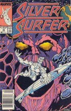 Silver Surfer Vol. 3 # 22 by Ron Lim & Joe Rubinstein