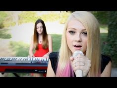 Passenger - Let Her Go (Piano Cover by Alexi Blue and Ava Allan)