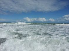 Paradise Beach Melbourne Florida. My favorite spot... Not just bc it has free parking.