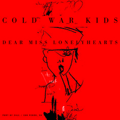 Dear Miss Lonelyhearts is the fourth studio album by American indie rock band Cold War Kids. The album was released on April 2013 t. The Mars Volta, Fear And Trembling, Modest Mouse, Great Albums, Kids Poster, Poster Wall, Lonely Heart, Cold War, Lp Vinyl