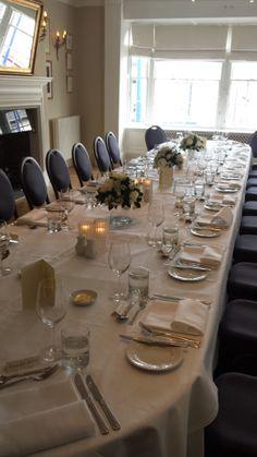 Lovely wedding today at The Angel Hotel, Abergavenny