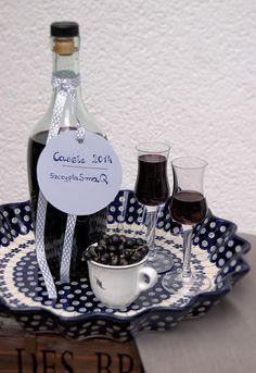 szczypta smaQ: Crème de cassis, likier z czarnych porzeczek