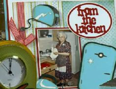 inspiration using the from my kitchen cricut cartridge | ... crafts with a chic retro look the from my kitchen cartridge is filled