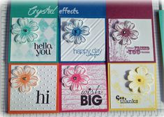 Stampin+Up+Large+7+Card+Kit+using+Flower+Shop+by+crystaleffects,+$12.25
