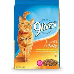 Cat Food 9 Lives