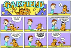 Garfield & Friends | The Garfield Daily Comic Strip for January 23rd, 1983