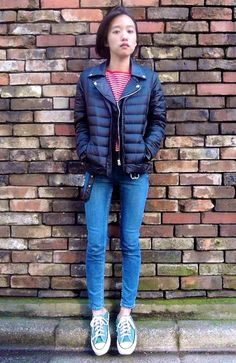人気VGRAMMERのダウンコート着こなし術! | FASHION | ファッション | VOGUE GIRL