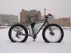 fat bike! #fatbike #bicycle