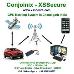 XSSecure - Best GPS Vehicle Tracking System in Chandigarh India - #GPS #XSSecure #AIS140Device #GPSTrackingSystem #GPSTracker Chandigarh, Vehicle Tracking System, India, School, Vehicles, Goa India, Car, Indie, Vehicle