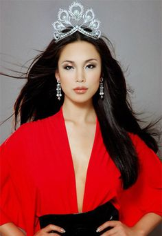 Miss Universo 2007 Riyo Mori.