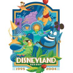 Disney Decades Collection: 1995-2004 by #JeffGranito