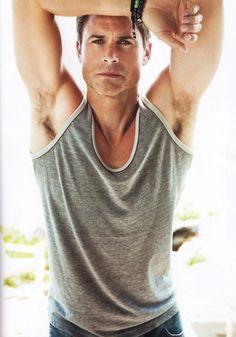 Rob Lowe. As if he turned 50 yesterday!