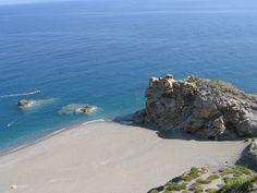 Bue beach in the tyrrenean sea ( North of Sicilia- Gioiosa Marea)
