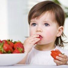 Lactancia materna e introducción a baby led weaning