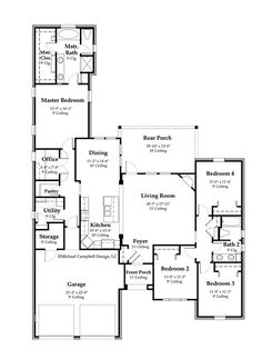 creole houseplans | french country house plan, country french