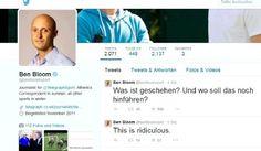 Englischer Journalist: Ben Bloom ist der heimliche Star der BVB-Pressekonferenz