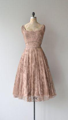 Adele Simpson Kleid Kleid Vintage 1950er Jahre von DearGolden