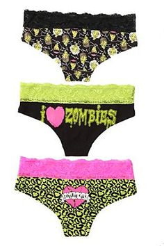 ab6d9b8e9e Buy Too Fast Zombie Hot Pants 3 Pack - 179010 at Wish - Shopping Made Fun