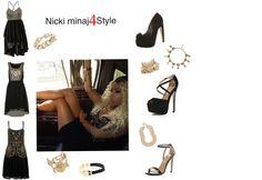 Nicki minaj 4 style