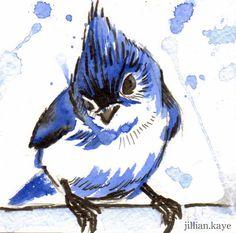 Primary Color Birdies.